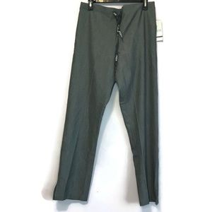 Med Couture Touch Classic Scrub Pant Slat S NWT